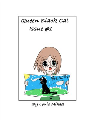 Queen Black Cat Issue #1