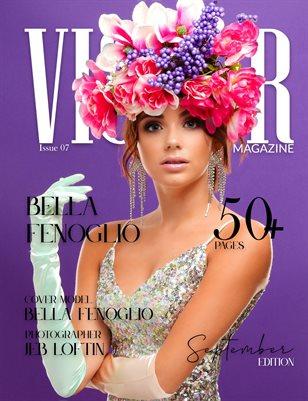 Vigour Magazine September Issue 07