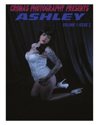 Cronas Photography Presents Ashley Issue 3