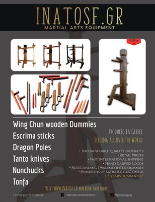 Wing Chun Illustrate    | Issue 42: June 2018 | MagCloud
