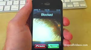 BLOCK PRIVATE CALLS