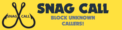 SnagCall – Unblock, Unmask, Trace Who Called you