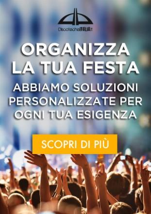 Organizza la tua festa!
