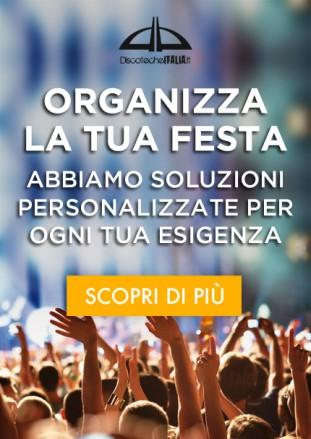 Organizza la tua festa