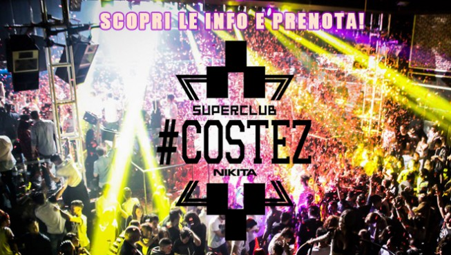 Nikita Superclub a Telgate, Bergamo!