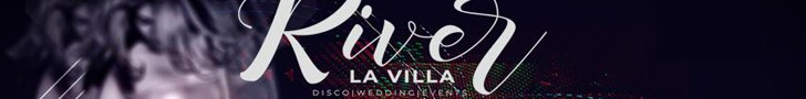 River La Villa Disco Wedding Events