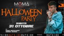 Halloween Party Momà Club Crema