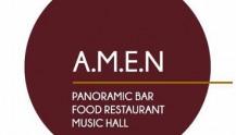 AMEN Panoramic Bar & Food - Sabato a Verona