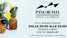 Non è l'AlterEgo • opening party • @Panorama