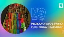 No|Lo Urban Patio • Every Friday and Saturday @ Q club