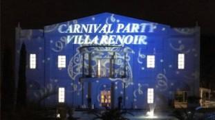 Festa di Carnevale con Animazione & Spettacolo Villa Renoir