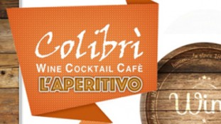 È un happy hour speciale la domenica al Colibrì