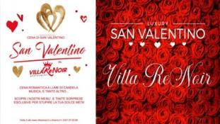 Gran Galà di San Valentino Villa Renoir