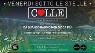Venerdì alla discoteca Colle San Giuseppe a Piacenza
