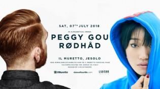 Il Muretto w/ Rodhåd & Peggy Gou
