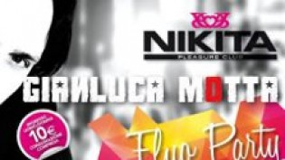 Gianluca Motta @ Discoteca Nikita