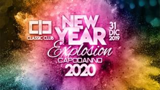 Capodanno 2020 al Classic Club a Rimini