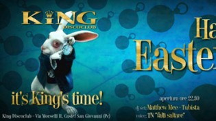 King Discoclub - Happy Easter Party