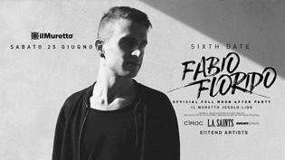 FULL MOON, Official After Party con Fabio Florido @ Muretto