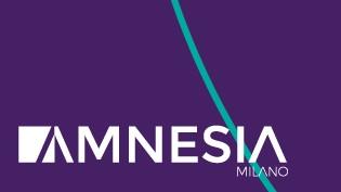 Sabato alla discoteca Amnesia Milano
