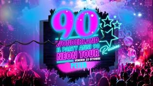 90 Wonderland Riccione - Peter Pan Club