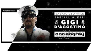 Gigi D'Agostino @ discoteca Dorian Gray