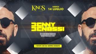 KING'S ospita Benny Benassi