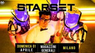 Pasqua 2018 @ discoteca Magazzini Generali
