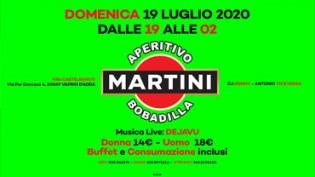 La Domenica del Bobadilla Estivo 2020 @ Villa Castelbarco