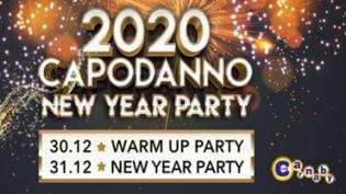 Capodanno 2020 @ discoteca Carnaby a Rimini!