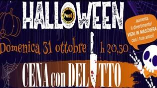 Halloween con Delitto As Hotel Limbiate Fiera