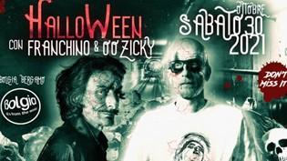 Halloween 2021 della discoteca Bolgia