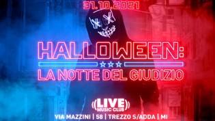 Halloween 2021 @ Live Music Club