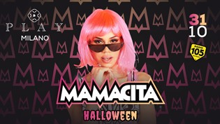 Mamacita Halloween Party • Play Club • Milano
