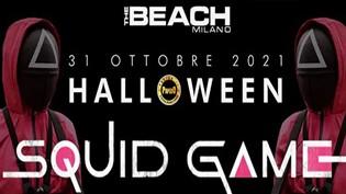 Halloween 2021 @ discoteca The Beach