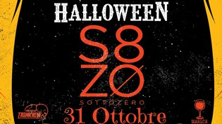 Sottozero Halloween Party 2021
