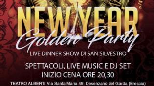 Capodanno 2022 @ Teatro Alberti