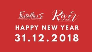 Capodanno 2019 al Fratellini's