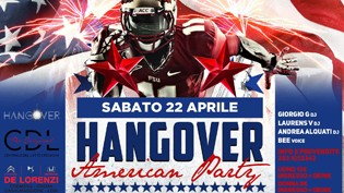 Hangover American Party @ Centrale del Latte, Cremona