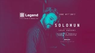 Special Guest DJ Solomun @ discoteca Il Muretto