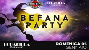 Festa della Befana 2020 @ discoteca Bobadilla!