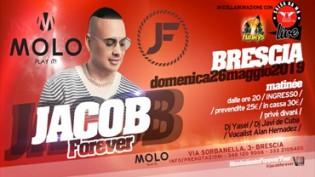 Jacob Forever - live al