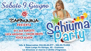 Schiuma Party @ La Capannina