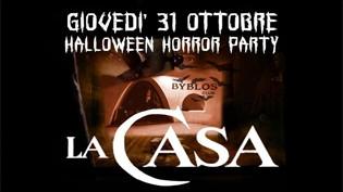 Halloween Byblos Club Misano