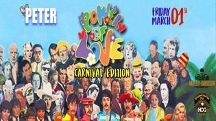 Carnevale 2019 @ discoteca Peter Pan