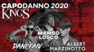 Capodanno 2022 alla discoteca KING'S Jesolo!