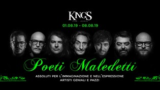 KING'S Poeti Maledetti