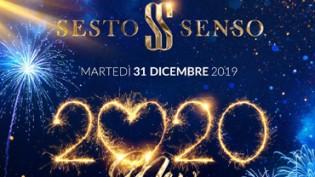 Capodanno 2020 al Sesto Senso