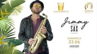 JIMMY SAX Scaccomatto - Samaya Beach