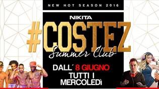Costez, Diva Club e Serate Hot @ Nikita!